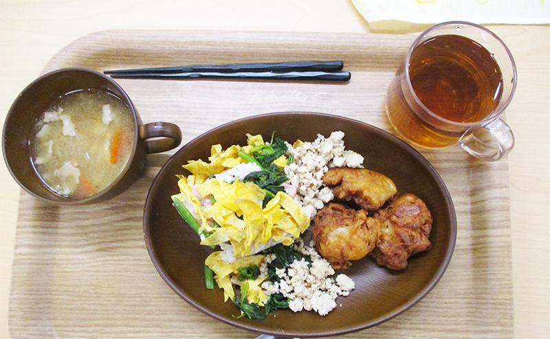 【Ma-Na】昼食レク~!!🍱