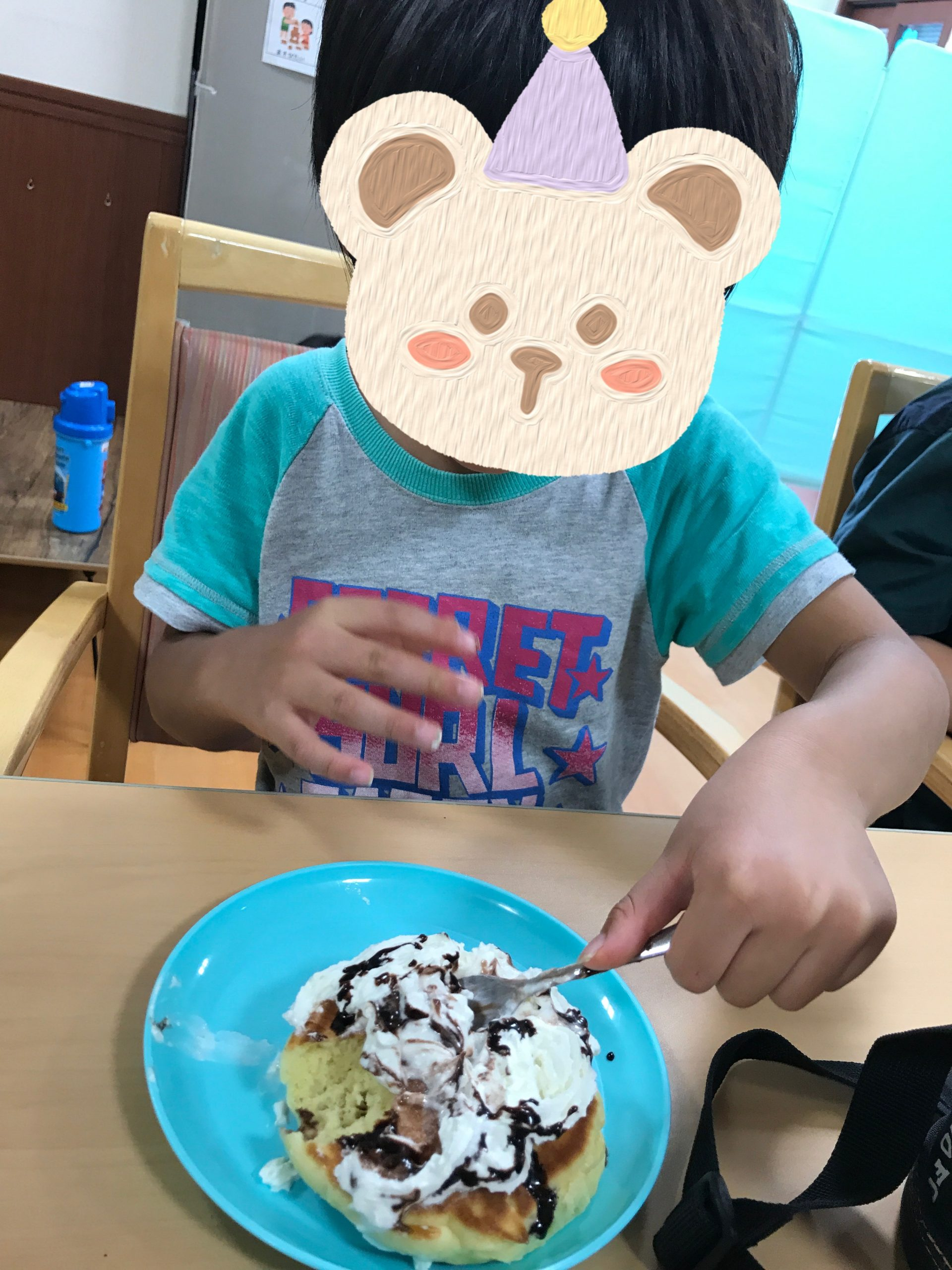 【Juno】山田池公園&ホットケーキ作り🥞