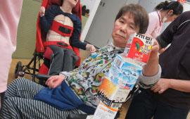 【So-Laデイ】牛乳パックジェンガ