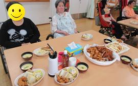 【So-La】昼食レク😛
