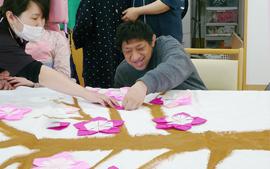 【ぽらりす】桜🌸を咲かそう